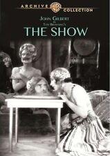 EL SHOW DVD (1927) -JOHN GILBERT, RENEE adoree, Lionel Barrymore, Tod Browning