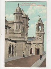 Franco British Exhibition London 1908 Court Of Honour Postcard 957a