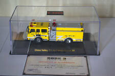1:64 Code 3 LIMITED EDITION CODE 3 CHINO VALLEY ALF MEDIC ENGINE