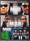 Men in Black 1-3 [Trilogie] DVDs NEU
