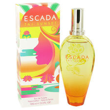 ESCADA TAJ SUNSET 100ml Eau De Toilette Spray Sealed Box Genuine Perfume Rare