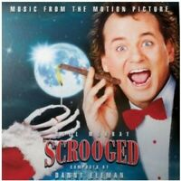 Danny Elfman - Scrooged (Music From the Motion Picture) [New Vinyl LP] Bonus Tra