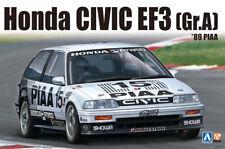 Honda Civic EF3 Gr.A 1989 PIAA 1:24 Model Kit Bausatz Beemax Aoshima 084588