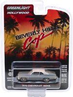 Greenlight 1:64 Scale 1970 Chevrolet Nova Beverly Hills Cop-Series 27