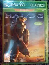HALO 3 Xbox 360 Live Nuevo Estrategia acción shooter en castellano PAL España