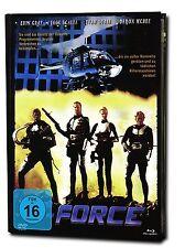 Mediabook T-FORCE Edizione Limitata JACK SCALIA BLU-RAY + Box DVD Nuovo t force