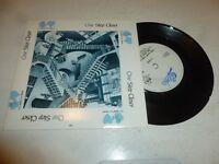 "ONE HAND ONE HEART - One Step Closer - 1988 UK 2-track 7"" vinyl single"