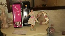 BRUNETTE SWIRL BARBIE COLLECTOR LEARNS TO COOK 1965/2006*PLATINUM LABEL