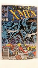 Marvel Comics Classic X-Men 27 Bagged and Boarded FN 1986 to 1990