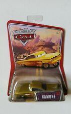 CARS Disney pixar cars RAMONE giallo oro mattel WOC n 12 raro scala 1:55 maclama