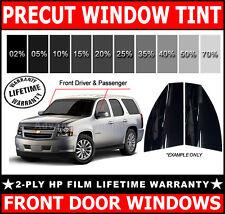 Sunstrip Precut Window Tint For Lincoln MKX 2007-2015