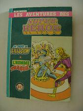 Les aventures des Super Heros - Aredit DC n° 6005