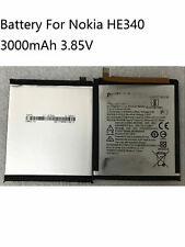 New Genuine Rechargeable Battery For Nokia HE340 3000mAh 11.55Wh 1ICP4/62/72