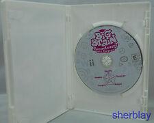 Big Brain Academy: Wii Degree (Nintendo Wii, 2007) Game Stop Case Scratches Work