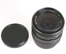 Auto-Sankor MC 2,8/28mm Objektiv (Olympus/OM Bajonett) #295468E