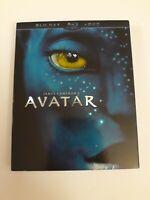 Avatar Blu-Ray and DVD 2-Disc Set Like New! & Free Gift!