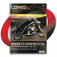 1995-1998 Harley Davidson FLHR Road King Repair Manual Clymer M422-3 Service