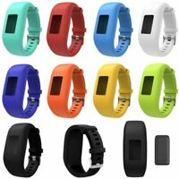 Replacement Silicone Watch Band Wrist Strap for Garmin Vivofit 3/Vivofit JR/JR 2