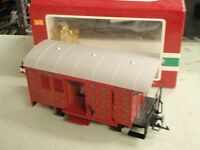 LGB 34190 Christmas Gift Car G SCALE HOLIDAY TRAIN CAR MINT IN BOX SALE LGB
