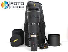Nikon AF-S 200-400mm 4.0 G ED VR