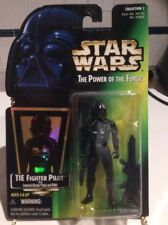 Star Wars Figure, Tie Fighter Pilot w/Halo