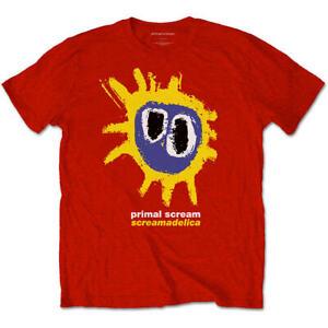 Primal Scream Screamadelica T-Shirt 100% Official Merchandise UK Seller