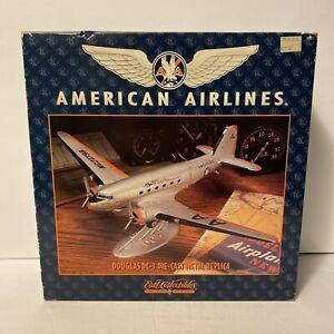 Ertl F312 Die-Cast American Airlines Douglas DC-3 Model
