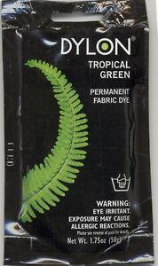 Dylon Tropical Green
