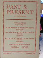 Past & Present: A Journal of Historical Studies - Number 32 - December 1965