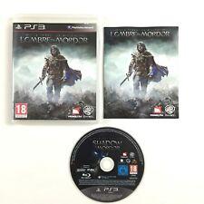 La Terre du Milieu L'ombre du Mordor PS3 Jeu Sur Playstation 3