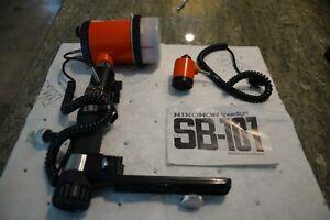 Nikon Speedlight SB-101 Underwater Strobe Flash