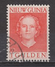 Indonesia Nederlands Nieuw Guinea 19 used 1950 NOW ALL STAMPS NEW GUINEA