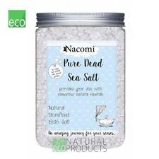 Nacomi naturale Dead Sea Bagno Sale Puro 1400g