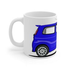 tea / coffee mug / cup based on blue suzuki ignis / swift sport ht81s hv81s