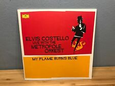 Elvis Costello Live With The Metropole Orkest My Flame Burns Blue 2 CD Set Book