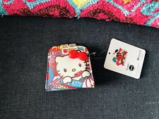 Hello Kitty 3-D Bow coin purse Small Gift - NEW