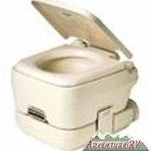 Dometic RV Portable Toilet Porta Potti SaniPottie 962 SaniPottie 962 Series 2.8