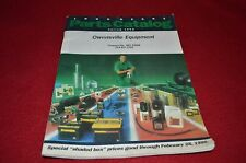 John Deere Parts Catalog Spring 1995 Dealer Brochure Gdsd6