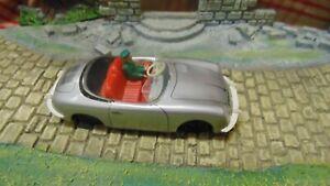 tippco 356 porsche police cabrio