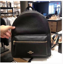 ❤️NWT Coach Charlie Medium Backpack BAG GYM TRAVEL BOOKPACK HANDBAG