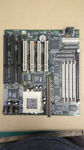 QDI P51430VX/250DM Explorer II Ver: 2.0 AT Socket 7 Motherboard ISA PCI