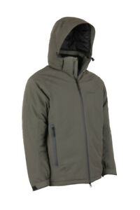 Snugpak Torrent Jacket - Green / Black - Waterproof Warm and Lightweight