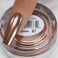 Cre8tion - Chrome Nail Art Effect 07 Rose Gold - 1 gram