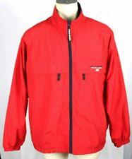 New listing Vintage Polo Sport Ralph Lauren Red Blue Flag Windbreaker Jacket Mens Large