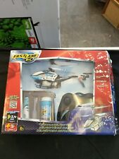 FAST LANE R/C INFRARED BUBBLE HELICOPTER W/ USB CHARGER