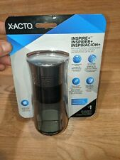 Brand New X Acto Inspire Plus Battery Operated Pencil Sharpener Electric