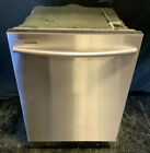 """Samsung DW80M2020US 24"""" Fully Integrated Dishwasher Stainless Steel photo"""