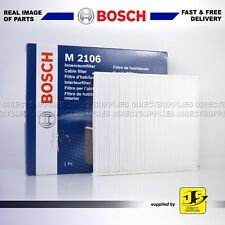 BOSCH CABIN POLLEN FILTER M5017 FITS FIAT 500L 500X 1.4 1.6 2.0 1.3 JEEP GENUINE