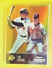 2001 TOPPS GOLD LABEL CLASS 3 GOLD #17 CAL RIPKEN 237/299