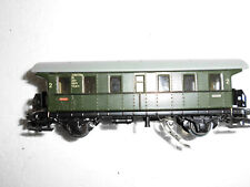 Marklin H0 - 329/1 - 4002 Personenwagen lighted - OVP - nice conditions